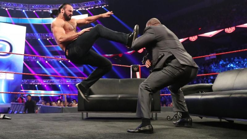 Drew McIntyre needs to be engaged in an interesting program