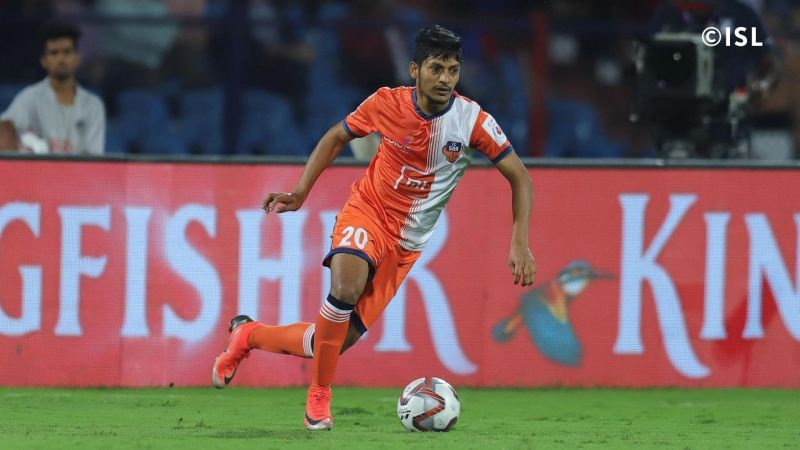 Seriton Fernandes representing FC Goa (Photo: Indian Super League)