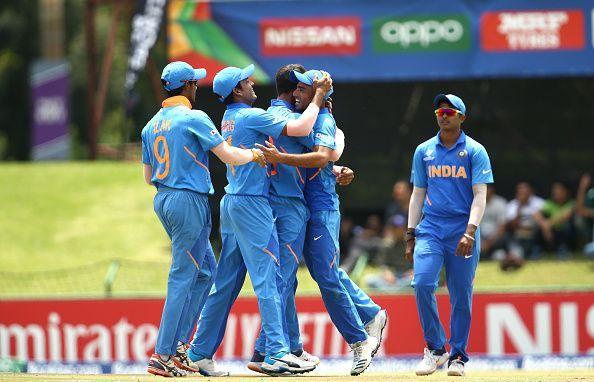 भारत ने एकतरफा मुकाबले में पाकिस्तान को हराया