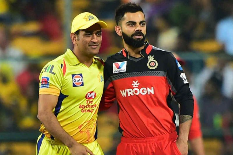 MS Dhoni and Virat Kohli might be seen playing for the same side in the IPL for the first time ever