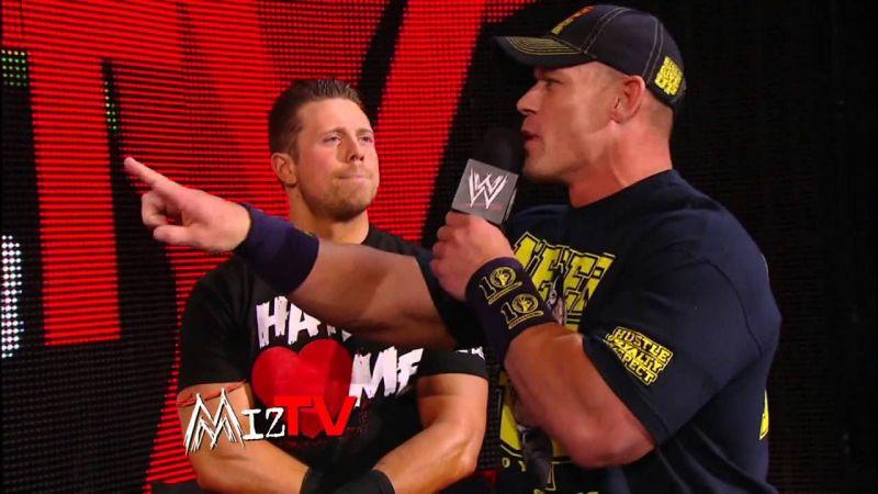 The Miz and Cena