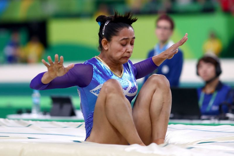 Dipa sending a strong message by performing the impossible