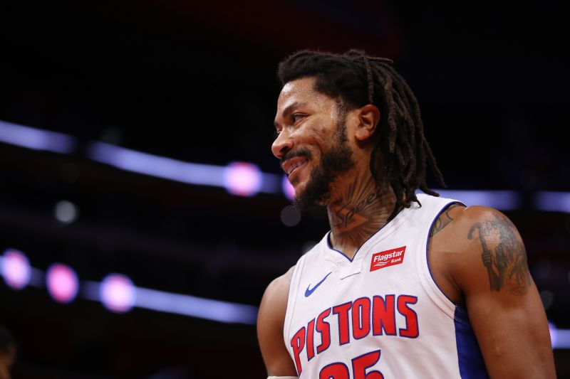 Derrick Rose is among the stars that have been linked with a move to the Clippers