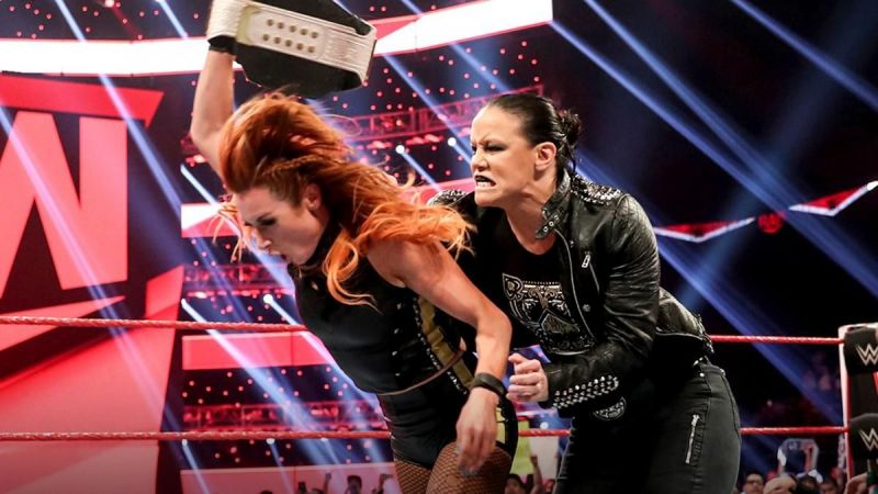 What will Shayna Baszler do to Becky Lynch this week?