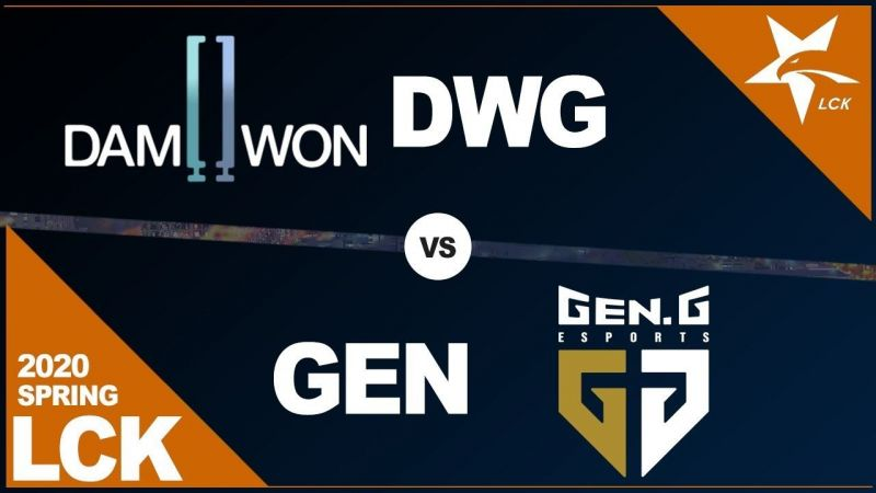 Geng.G secures a 2-0 over DAMWON Gaming