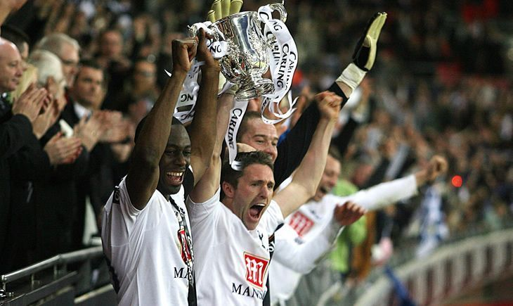 The last time Tottenham won a trophy was in 2008