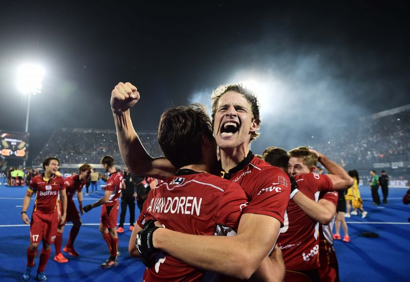 Belgium have been the most consistent side in world hockey for the last few years