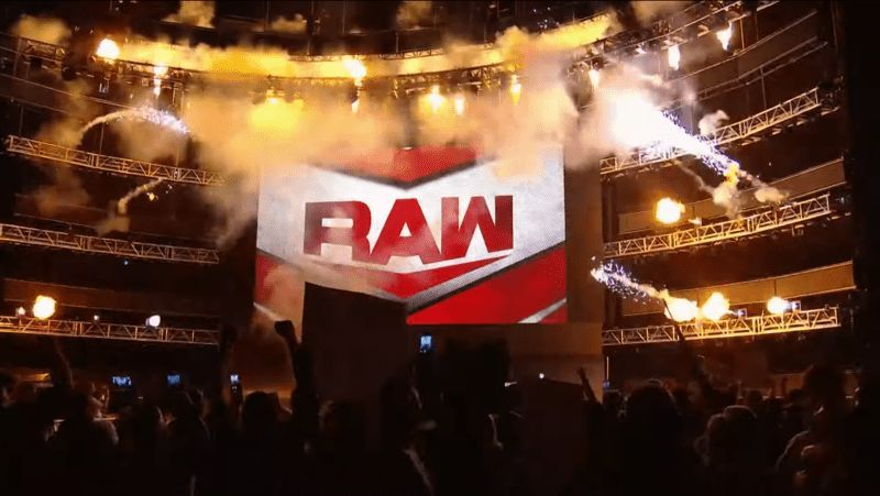 WWE RAW will go ahead  tonight!