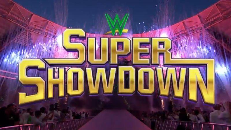WWE Super ShowDown will be held on February 27