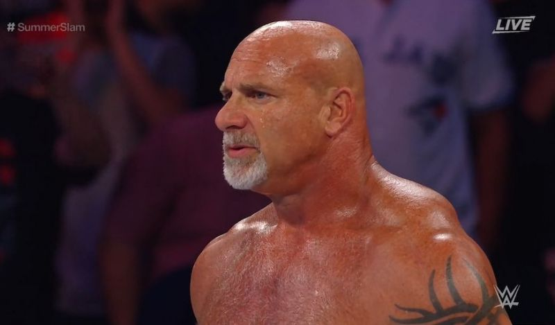 Goldberg will be back on SmackDown this Friday