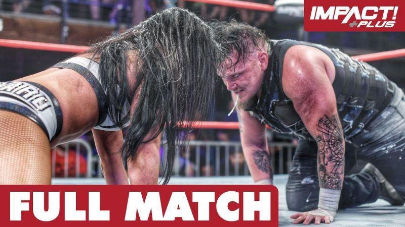 Tessa Blanchard made wrestling history, waging war with Sami Callihan