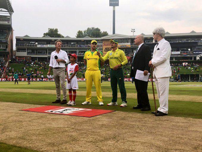 दक्षिण अफ्रीका और ऑस्ट्रेलिया के बीच दूसरा टी20 पोर्ट एलिजाबेथ में खेला जाएगा