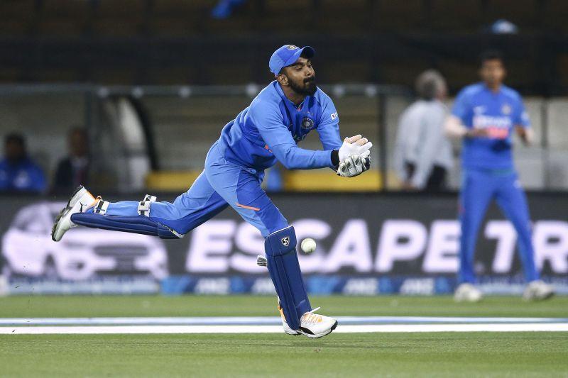 New Zealand v India - T20: Game 4