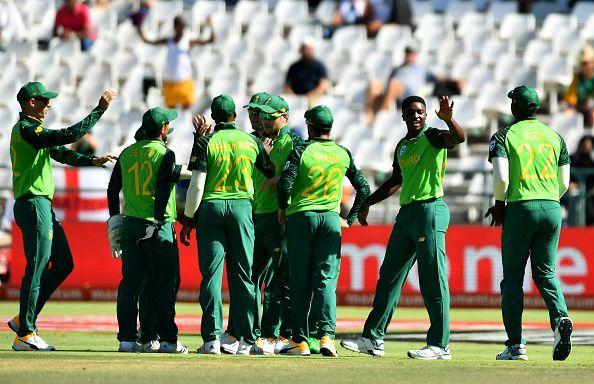 दक्षिण अफ्रीका की शानदार जीत