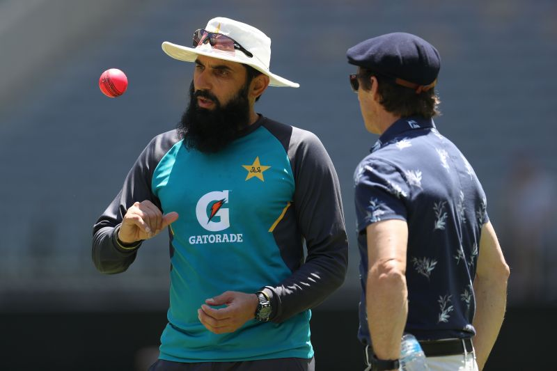 Misbah-ul-Haq is the head coach and chief selector of the Pakistan cricket team