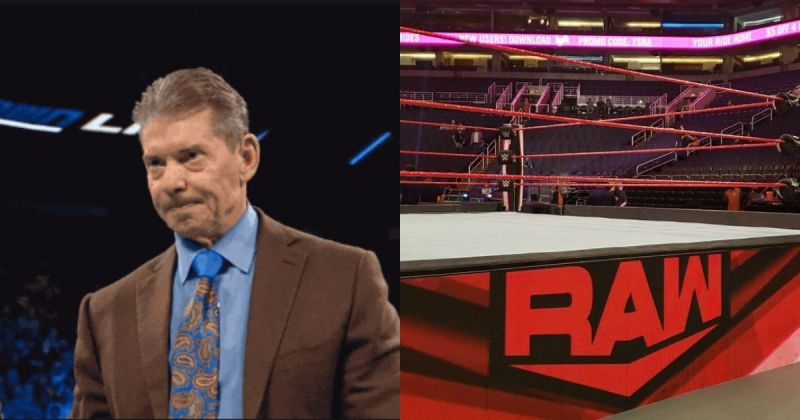 Vince McMahon/RAW Ring (PC - WWE Critic )