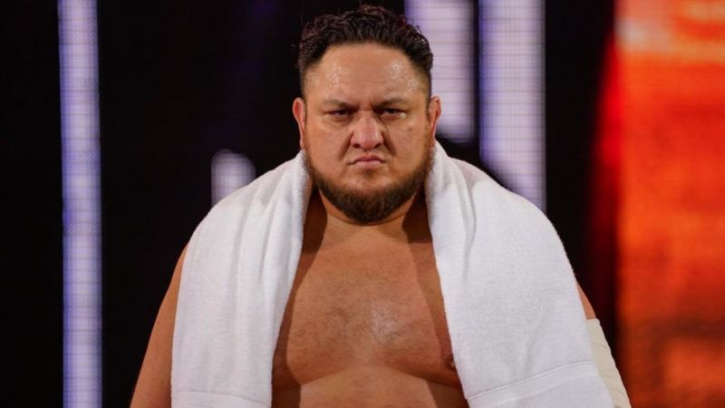 Samoa Joe returns this coming week on RAW to continue his feud with Seth Rollins