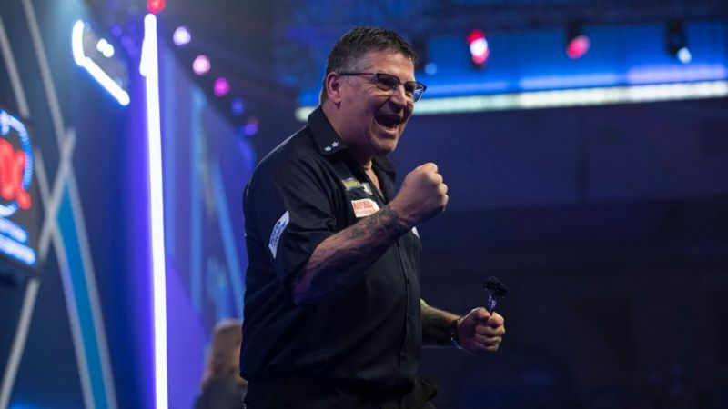 Gary Anderson is getting back to his best in 2020.