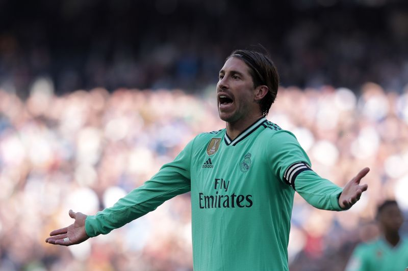 Ramos represents Los Blancos with the same passion as any Madridista