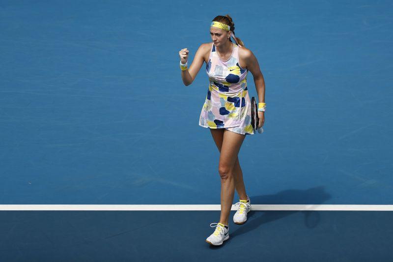 Petra Kvitova might face last year