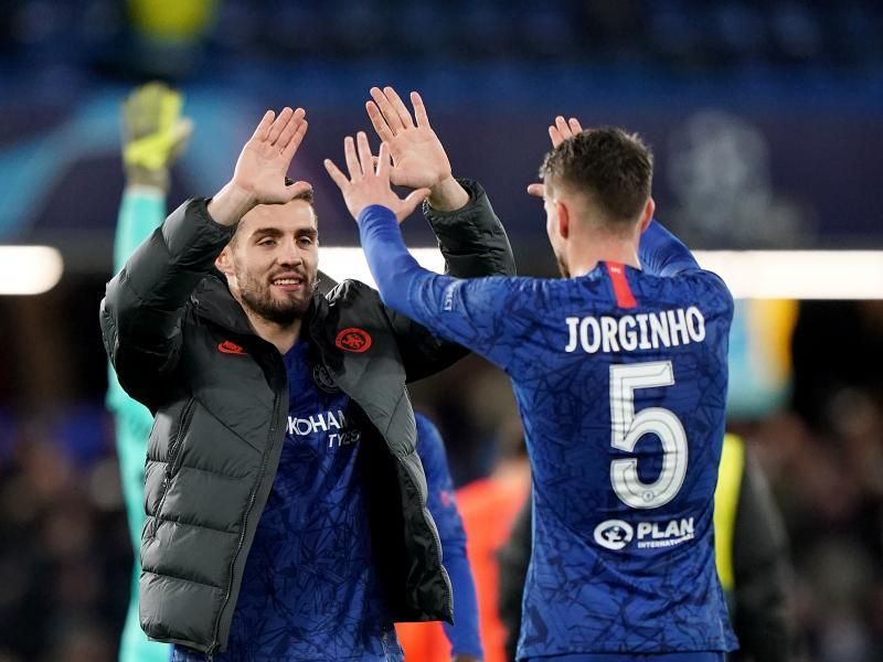 Kovacic and Jorginho ran the show in midfield for Chelsea