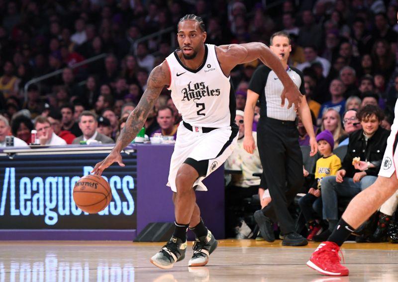 Kawhi Leonard has been among the NBA