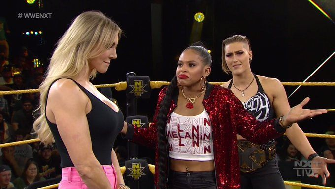 Bianca Belair is tired of being disrespected