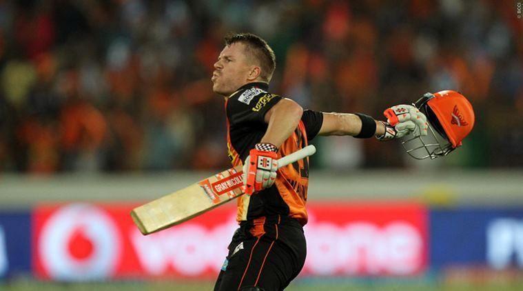 David Warner is fourth on the list of top-run getters in IPL behind Virat Kohli, Suresh Raina, and Rohit Sharma