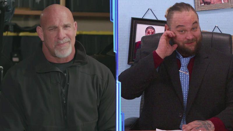 Goldberg vs The Fiend? Yes, you heard it right!