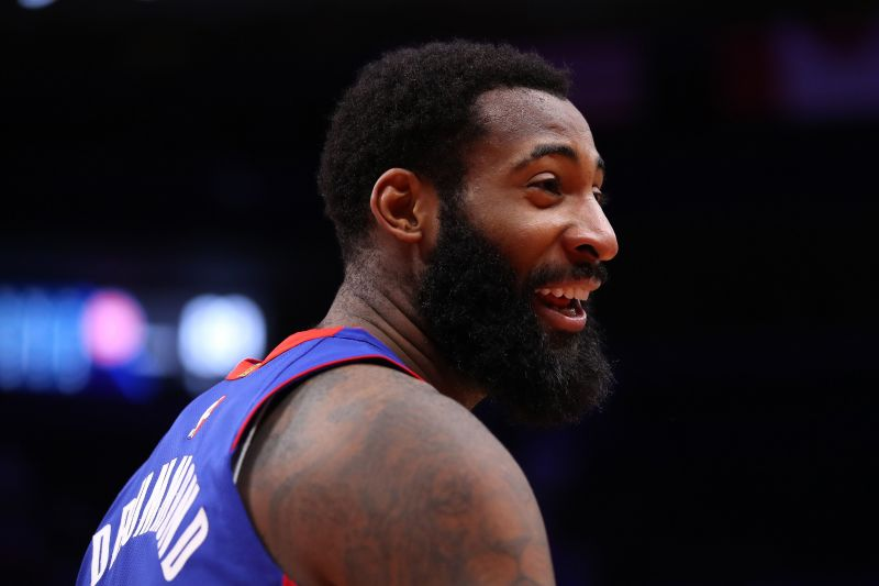 The Pistons recently made Drummond available for trade