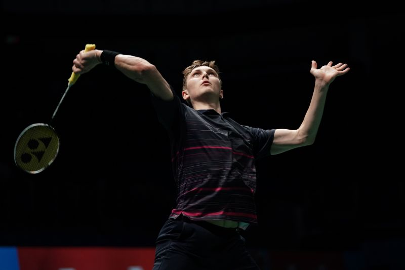 Axelsen has been inconsistent over the last year