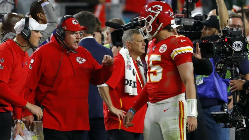 Andy Reid and Patrick Mahomes - cropped