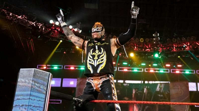 Rey Mysterio dished out some lofty praise recently