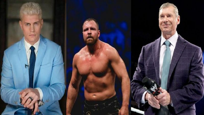 Rhodes, Moxley, and McMahon