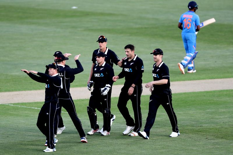 India went down to New Zealand 0-3 in the ODI series