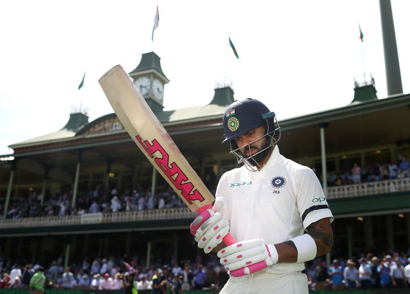 Virat Kohli remained undisplaced at the number one position amongst batsmen in the ICC Test rankings