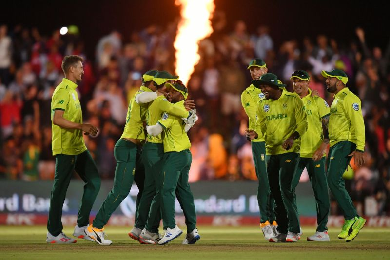 South Africa v England - 1st T20 International