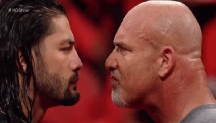 Goldberg and Reigns could have the ultimate WWE dream face-off