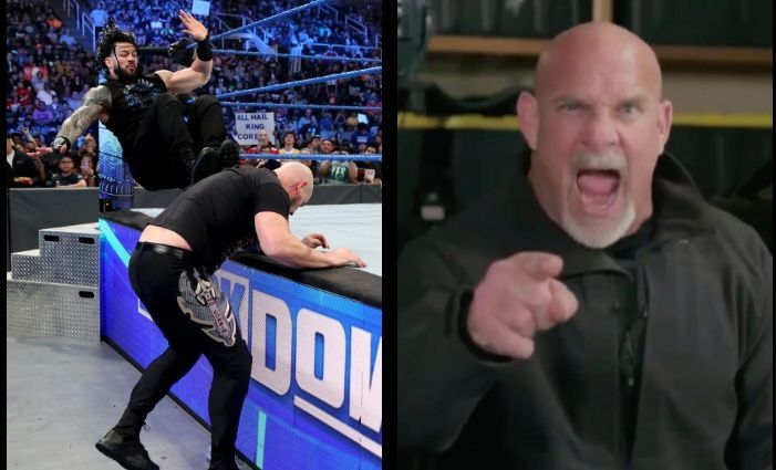 Smackdown was a great show