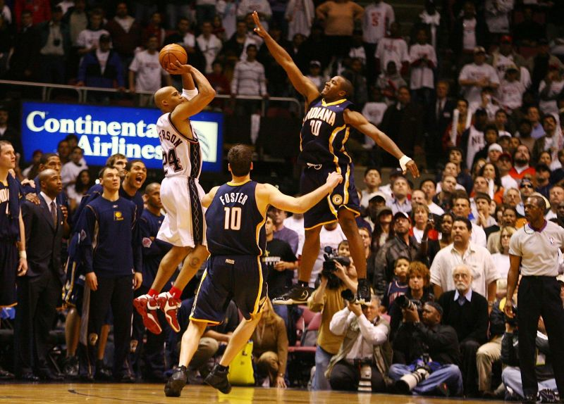 Duration of play varies in the NBA and Olympics