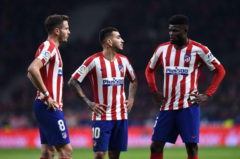 Atletico de Madrid are in a deep slump
