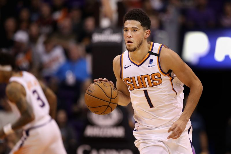 Phoenix Suns superstar Devin Booker is performing at an all-star level this campaign