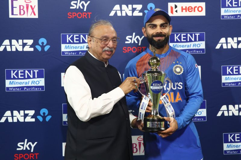 Virat Kohli expects an improved fielding performance from his team in the ODI and the Test series.