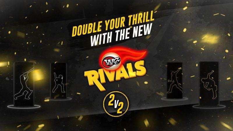 WCC Rivals 2v2 multiplayer