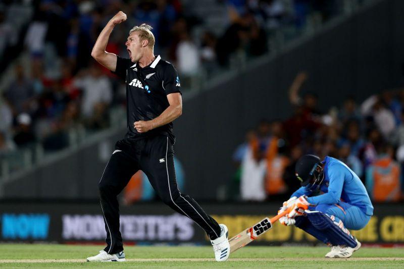 New Zealand v India - ODI: Game 2
