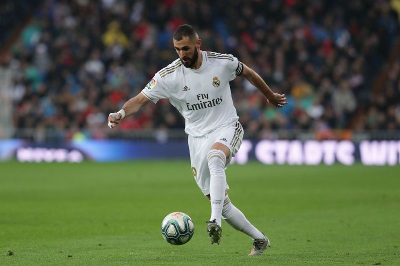 Benzema is on the brink of 500 appearances in the famous white shirt