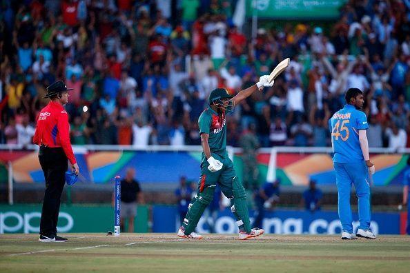वर्ल्ड कप में भारतीय टीम की हार