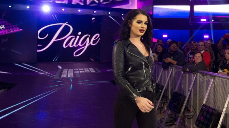 Paige is a former SmackDown General Manager