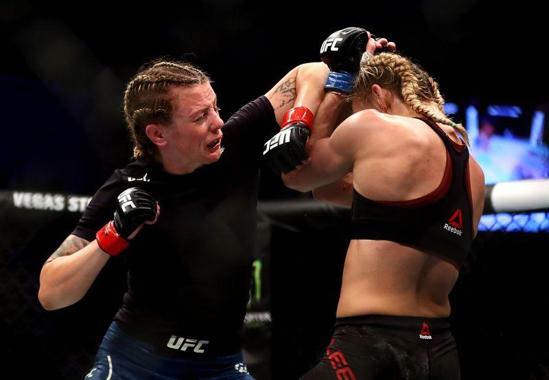 UFC 242 Calderwood v Lee