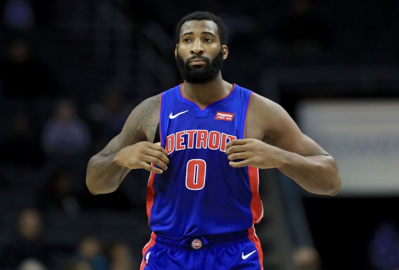 Andre Drummond is available for trade ahead of the deadline